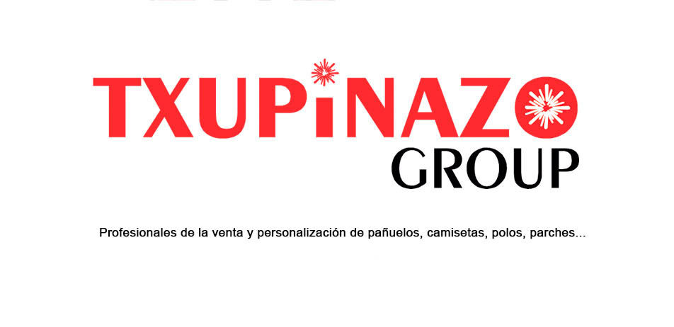 Txupinazo Group - Pañuelos, camisetas, parches...