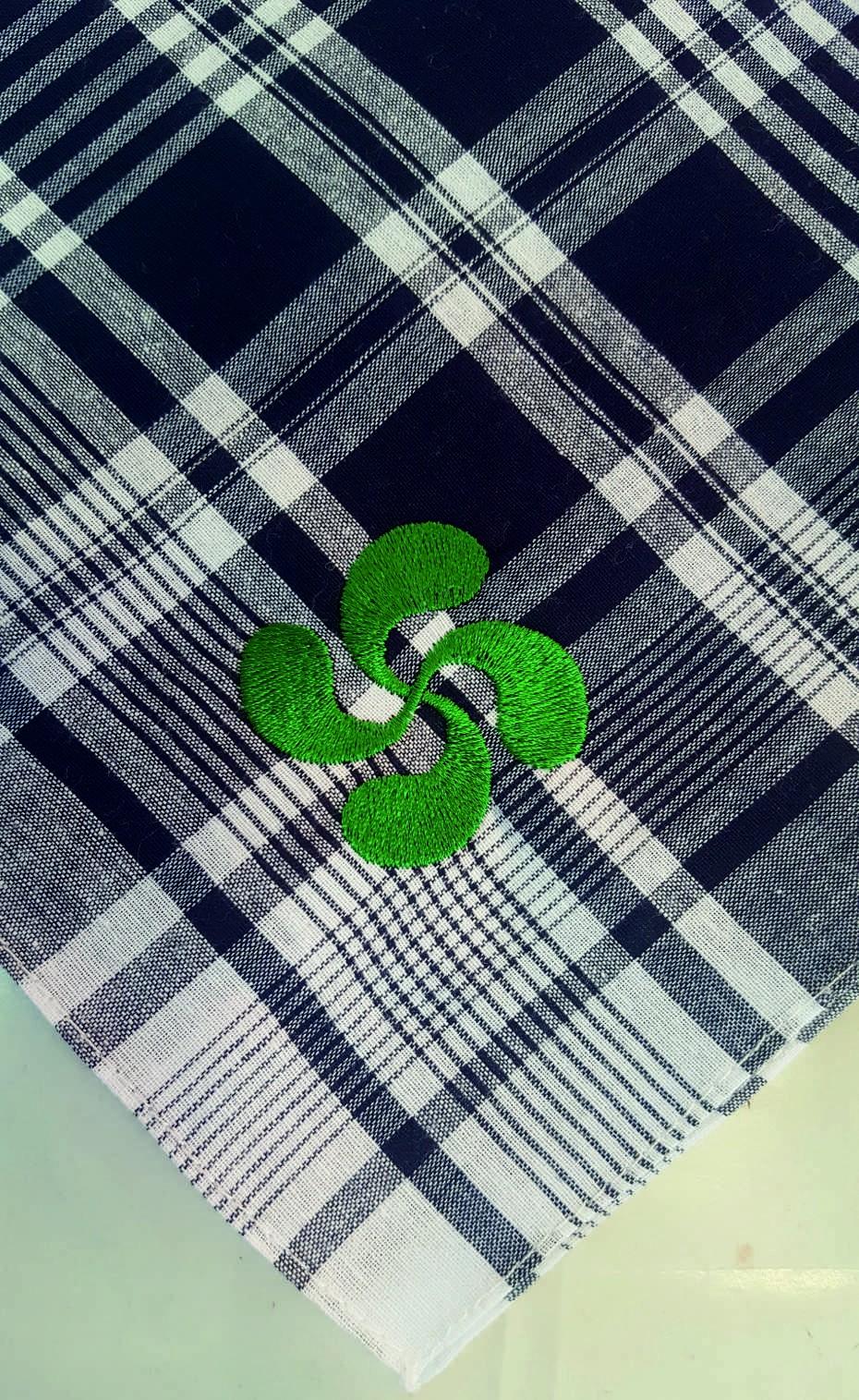 Lauburu verde